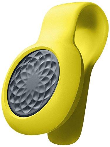 Jawbone UP Move - Rastreador de actividad para Smartphone (indicadores LED, resistente al agua, Bluetooth), amarillo