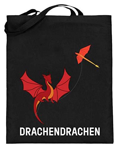 Chorchester voor draak- en drakenvliegen - jute zak (met lange hengsels)