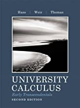 University Calculus: Early Transcendentals (2nd Edition)