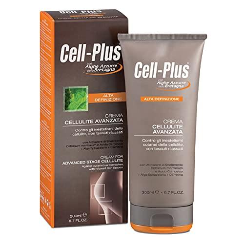 CELL PLUS Crema Cellulite Avanzata, Crema anticellulite ideale per contrastare la pelle...