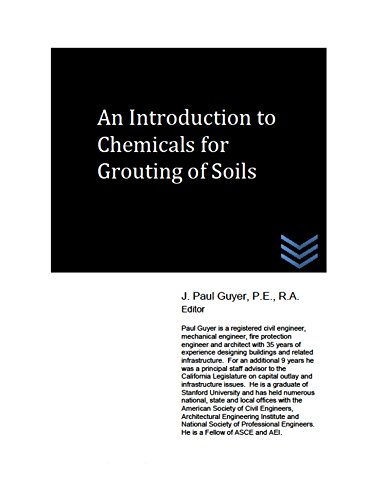An Introduction to Chemicals for Grouting of Soils