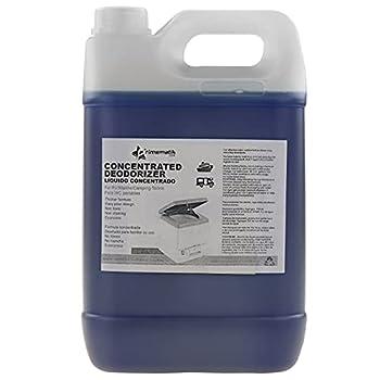 PrimeMatik - Produit Liquide concentré WC Chimique 5 L