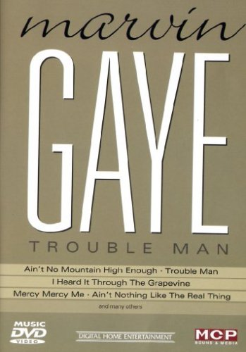 Marvin Gaye - Trouble Man [Alemania] [DVD]