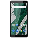Nokia 1 Plus - Android 9.0 Pie (Go Edition) - 16 GB - LTE Unlocked Smartphone (at&T/T-Mobile/Cricket/H2O) - 5.5' Screen - Black