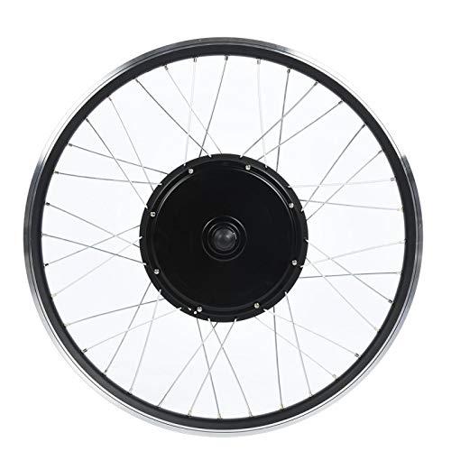 FOLOSAFENAR Kit de conversión de Bicicleta eléctrica 36V 500W Kit de Panel de Bicicleta eléctrica Kit de Bicicleta eléctrica, Motor de 36V 500W,(Rear Drive Card Fly)