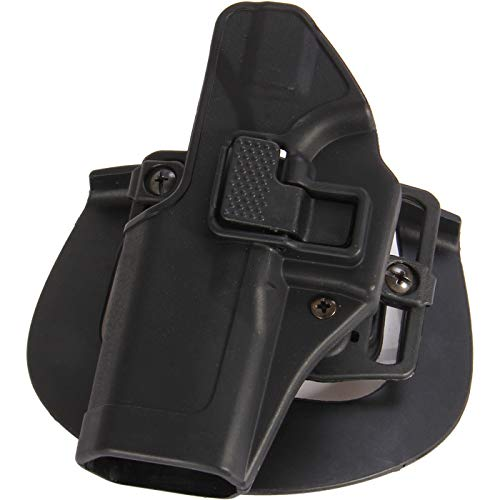 ProudCarry Tactical OWB Paddle Holster with Trigger Release...