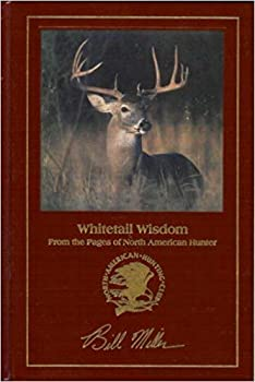 Whitetail Wisdom 0914697730 Book Cover