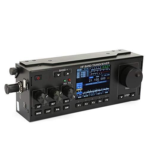 QRP Amateurfunk-Transceiver, 10 W RS-918 HF SDR-Transceiver Kurzwellen-QRP-Amateurfunk-Berechnungsmodul QRP Amateurfunk-Transceiver
