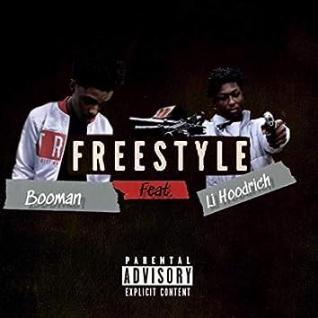 Freestyle (feat. Li Hoodrich)