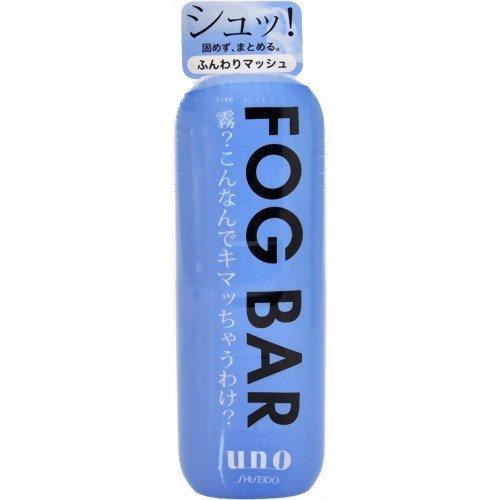 UNO Fog Bar Hair Styling Wax Spray - Mash - 100ml