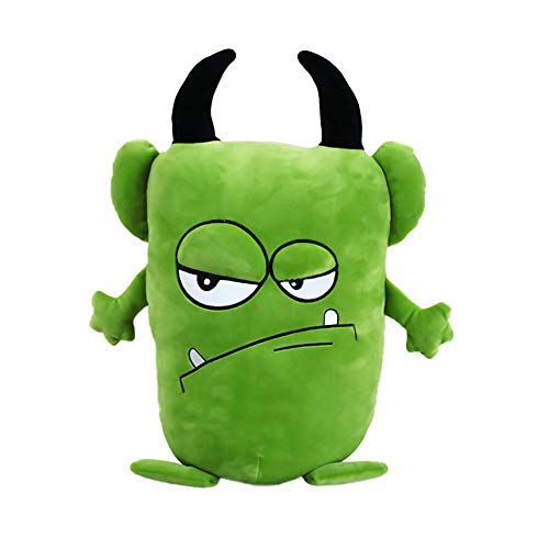 Xiongtai Ugly Cute Monster Little Devil Doll, Cute Funny Ugly Monster Funny demon Plush Funny Expression Plush Doll Toys for Kids Adults