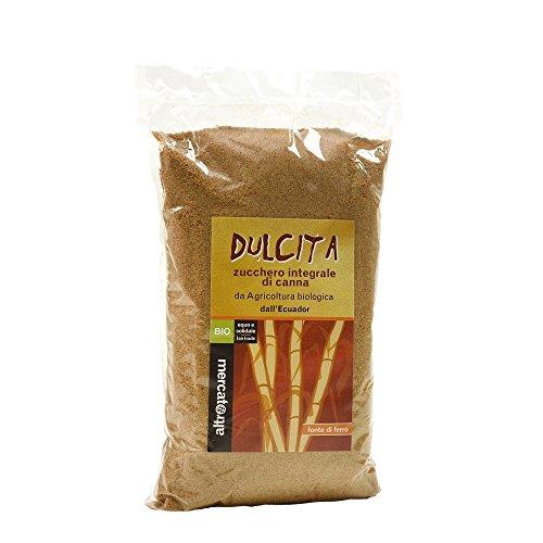 Zucchero di canna integrale Dulcita Bio