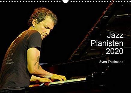 Jazz Pianisten 2020 (Wandkalender 2020 DIN A3 quer): Sensible Momentaufnahmen berühmter Tastenkünstler (Monatskalender, 14 Seiten )