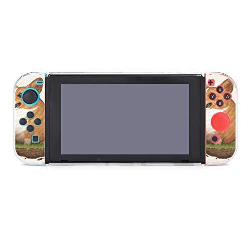 Funda para Nintendo Switch Little Fat Corgi 5 piezas Funda protectora compatible...