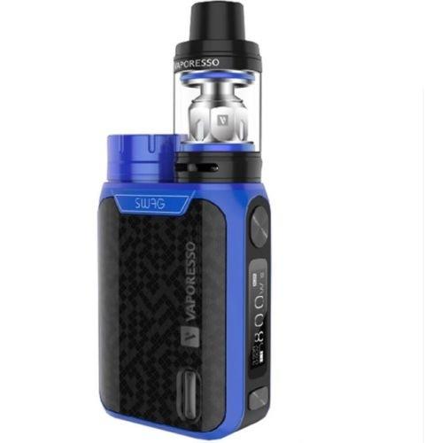 Vaporesso Swag (Azul) 80W TC Kit con NRG SE Mini Tanque 2ml, Este prod