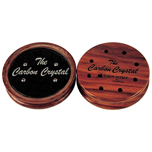 WOODHAVEN CUSTOM CALLS Woodhaven Carbon Crystal Friction Turkey Call