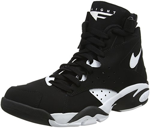 Nike Herren Air Maestro II Ltd Basketballschuhe, Schwarz (Black/White 001), 42 EU