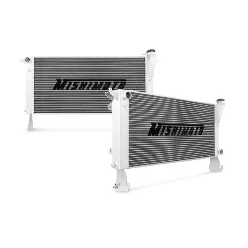 Mimoto MMRAD-GEN4-10 Performance Aluminium-Kühler für Genesis Coupe, 4 Zylinder Turbo