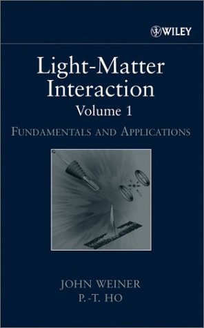 Light-Matter Interaction: Fundamentals and Applications