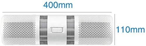 LY88 Auto Reiniging Auto Luchtreiniger Luchtfilter Luchtverfrisser Gezondheid Slimme Luchtbevochtiger Dubbele Ventilator Dubbel Filter snel 70m3 / h Zuiverende PM 2.5 Detector