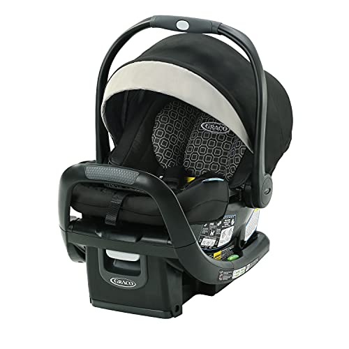 Graco SnugFit 35 LX Infant Car Seat | Baby Car Seat with Anti Rebound Bar, Pierce