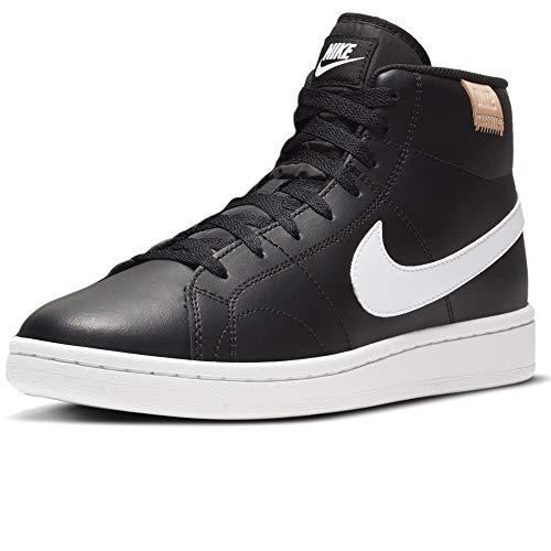 Nike Court Royale 2 Mid, Zapatos de Tenis Hombre, Black White Onyx,...