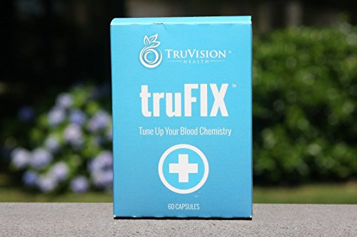 TruVision truFIX 30-Day (60 Capsules) - Tune up your blood chemistry