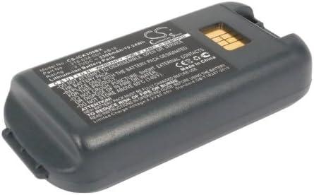 5200mAh Replacement for Intermec CK3R, CK3X Battery, P/N 318-033-001, 318-034-001, AB17
