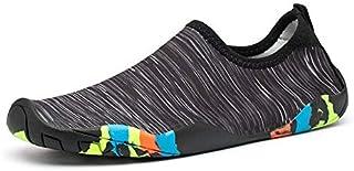 أحذية الغوص حذاء الغطس والتداخل السريع أحذية تتبع المياه أحذية الشاطئ في الهواء الطلق الرجال والنساء أحذية السباحة - w
