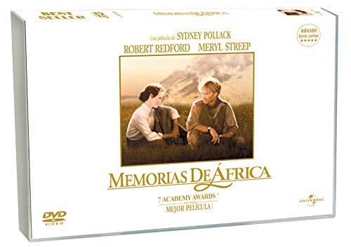 Memorias De África (Ed. Horizontal) [DVD]