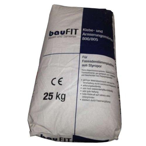 WDVS Armierungsmörtel weiß 25 kg Sack