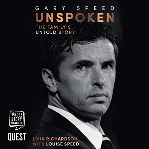 Gary Speed: Unspoken Titelbild