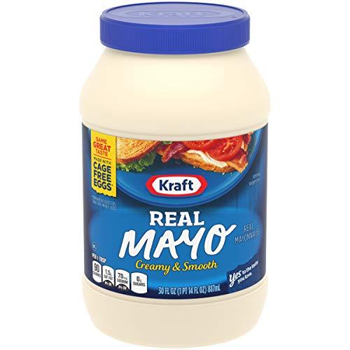 Kraft Mayo Real Mayonnaise (30 oz Jar)