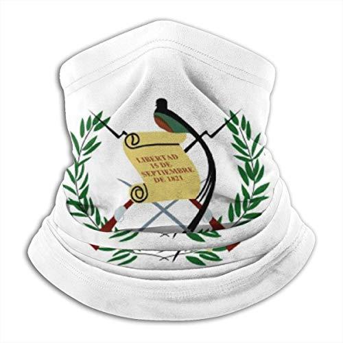 Any Way Guatemala Flag Neck Warmer Halsmanschette für Männer Wome Winte Face Cover