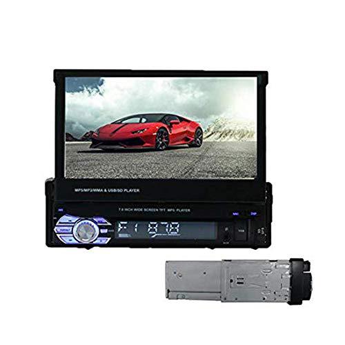 LUOAN AUTO PARTS Universale da 7 Pollici in Scala MP5 Player Car Video Multimedia Autoradio 9601G Touch Screen La Radio FM FM Contiene GPS