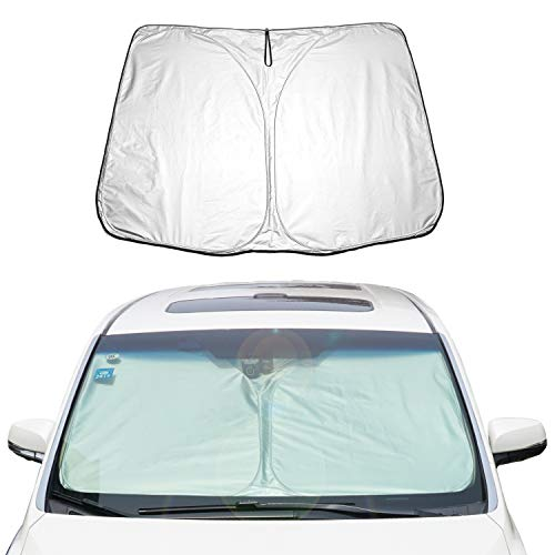 CDEFG für V W Golf 7 Sonnenschutz Abdeckungen Frontscheibe Sonnenschirm Die Vordere Schallwand Windschutzscheibe Auto Sonnenblende Zubehör