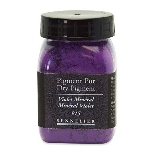 Sennelier Artist Dry Pigment 175 ml Jar - Mineral Violet