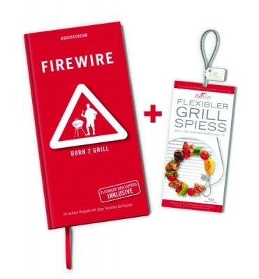 Brainstream Firewire Grillbuch + FireWire SinglePack