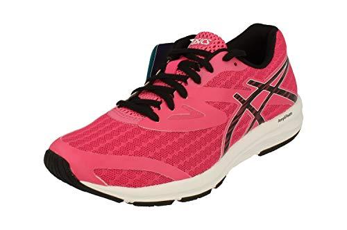 Asics Amplica, Zapatillas de Running para Mujer, Rosa (Hot Pink/Black/White 2090), 40.5 EU