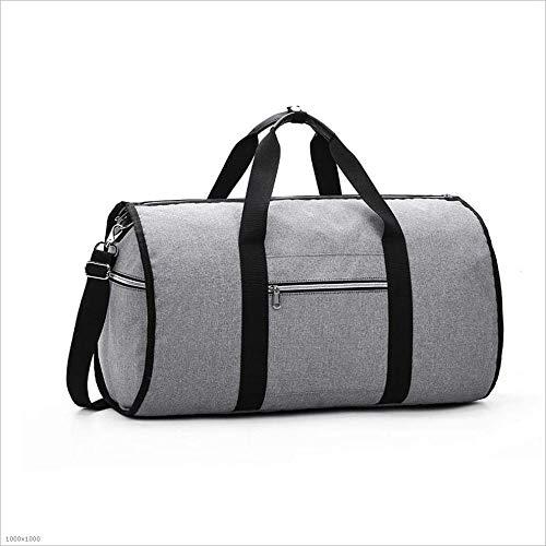 VHGYU Sports Duffel Bags Heren bagage tas business fitness tas grote capaciteit pak tas multifunctionele draagbare reizen opslag kleding tas Overnight Travel Bag