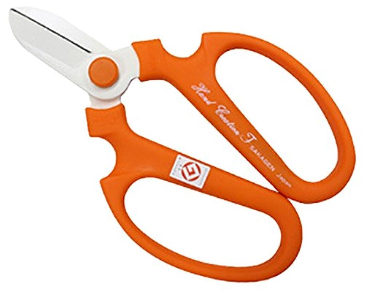 野心簡単な整然としたハンドクリエーション F170 オレンジクイーン