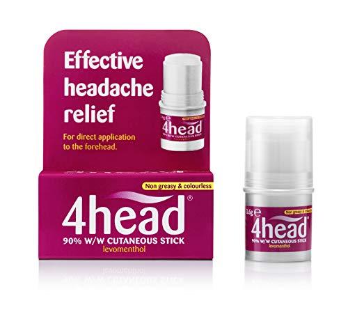 4head Levomenthol Stick for Headache Relief non medicated