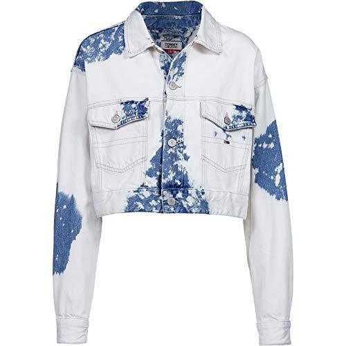Tommy Hilfiger Damen Jeansjacke blau L