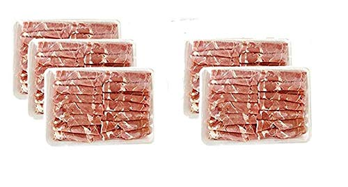 羊肉片【5パックセット】 ラムしゃぶ ラム肉薄切りスライス 300g×5 冷凍食品