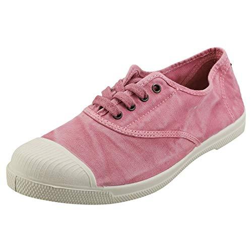 Natural World Eco - Zapatillas para mujer 552 ROSA target_attribute_value, color, talla 35 EU