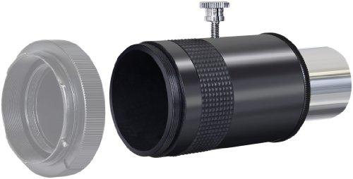 Bresser Teleskop Kameraadapter T2 (31,7mm (1,25 Zoll)) zum Anschluss einer DSLR an ein Teleskop