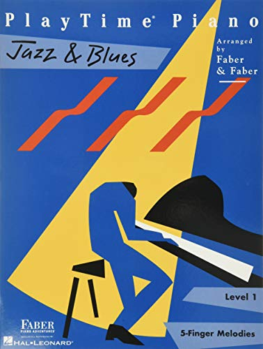 PlayTime Piano Jazz & Blues: Level 1