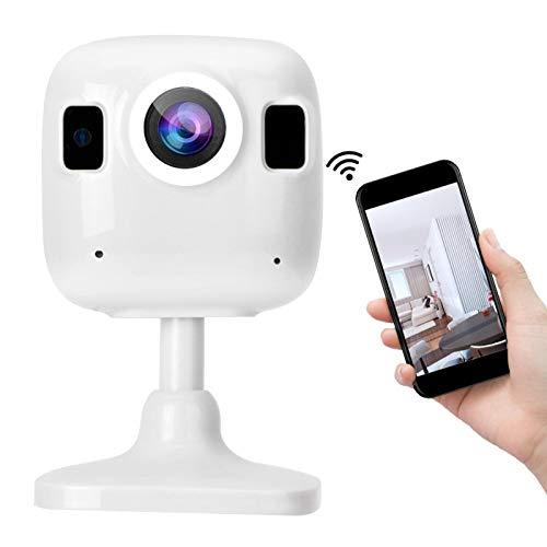 Cámara de Seguridad, Monitor para bebés de 2MP WiFi 1080P, analógico HD para el(110-240V U.S. Regulation)
