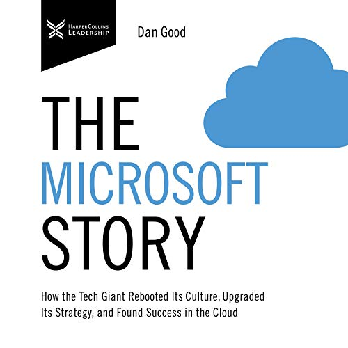The Microsoft Story cover art