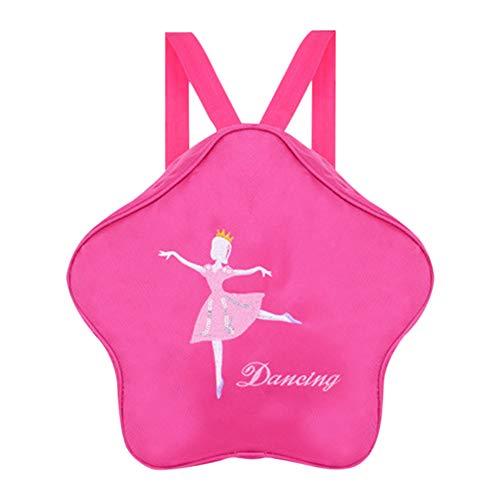 Meijunter Bolsa de Ballet para Niñas - Ballet Bag Mochila de Bailarina
